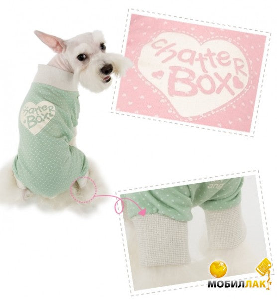 Puppy Angel Chatter Box Jogging Suit PA-OR090
