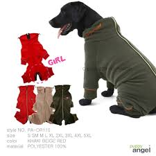 Puppy Angel Active Polar Overall Girls PA-OR110