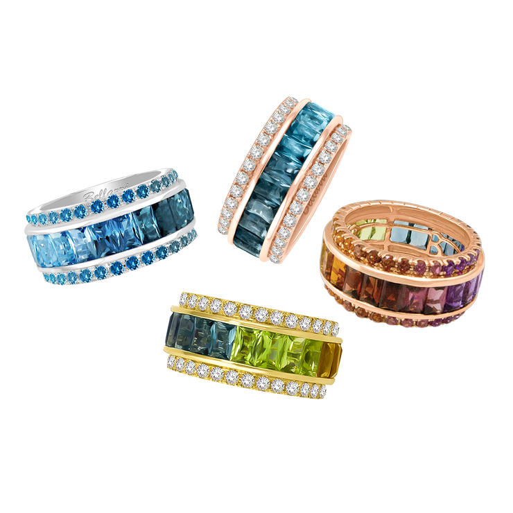 Eternal Love Eternity Bands Collection