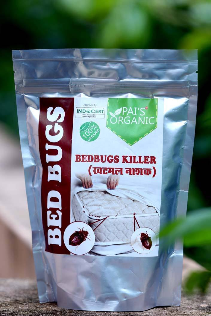 Organic - Combo Home Pest Control + Cockroach Killer  + Bed Bug Killer