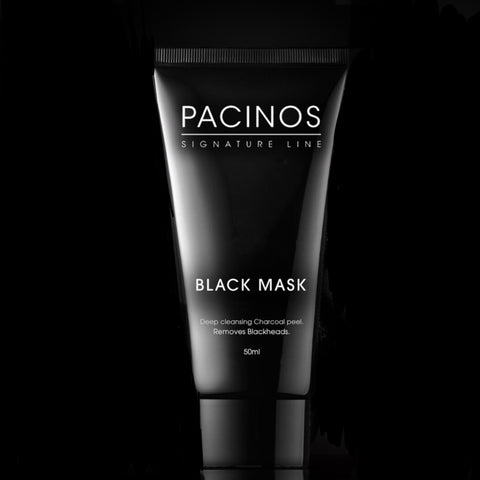 PACINOS-  Black Mask Peel 50 ml (1.7 oz) - Brem's Beard Company