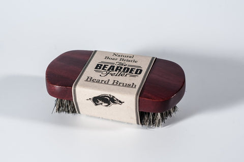 Boar Bristle Beard Brush - Brem's Beard Company