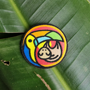 Project Badge   l   TRR Sloth Program