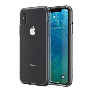 Altigo iPhone XS Case (Compatible with iPhone X) - Crystal Clear Case