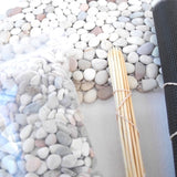 Supply Kit with Stone Sheets & Pebbles