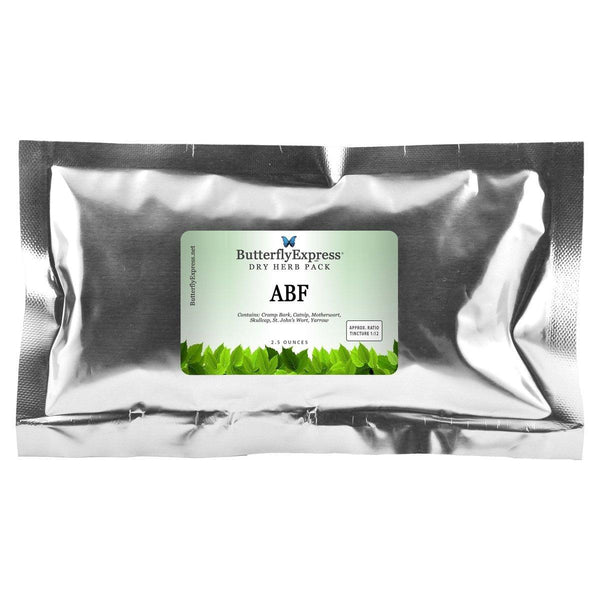 ABF Dry Herb Pack