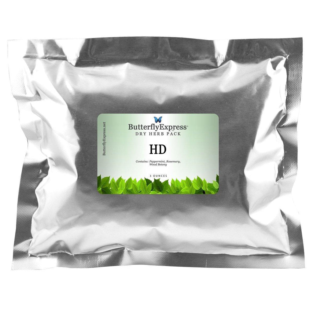 HD Dry Herb Pack