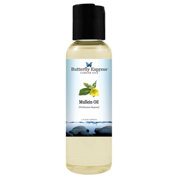 Mullein Carrier Oil