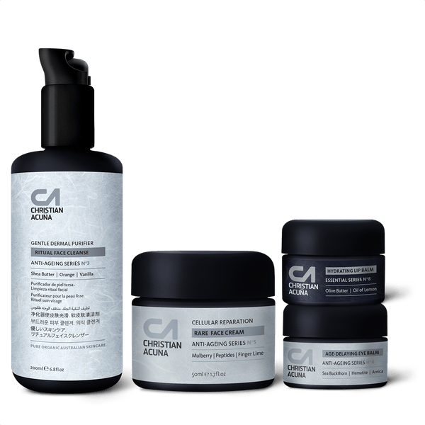 Anti-aging collection | Anti wrinkles bundle - Christian Acuña Skincare