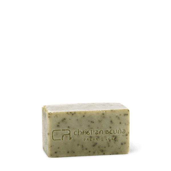 Cleansing tea tree soap bar - Christian Acuña Skincare