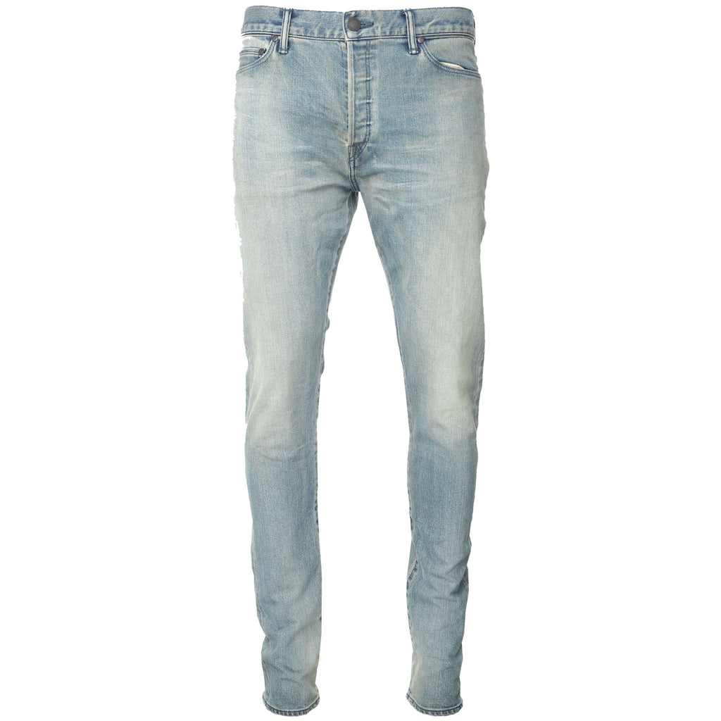 John Elliott - Blue The Cast 2 Coast Slim Jeans