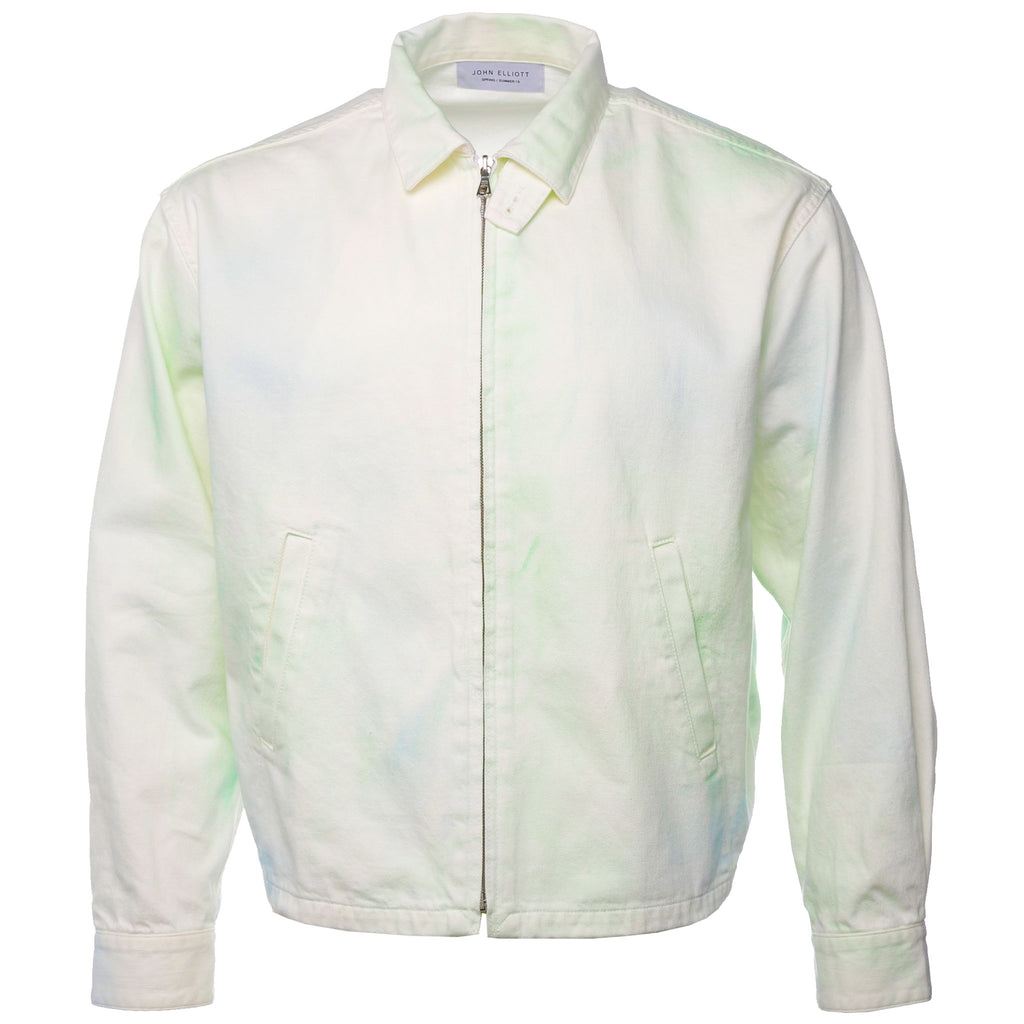 Multicolored Sour Skittle Mechanic Jacket