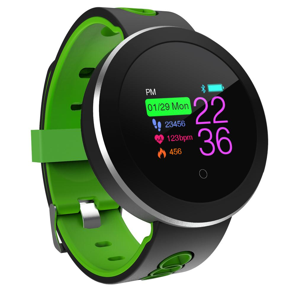 SMART & STYLISH TOGETHER! SMART WATCH WRISTBAND BLOOD PRESSURE & HEART RATE