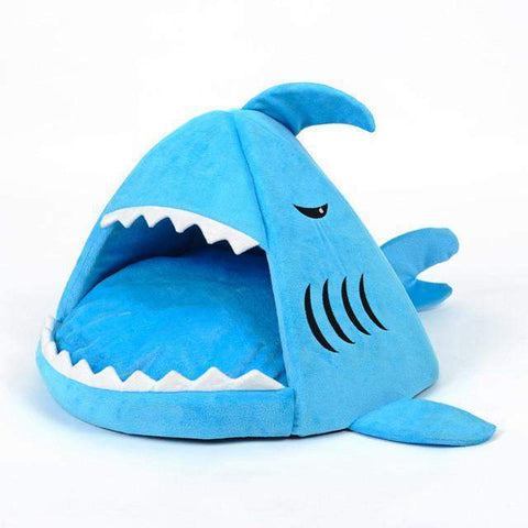 BEST SELLING SHARK DOG BED - Petsagram