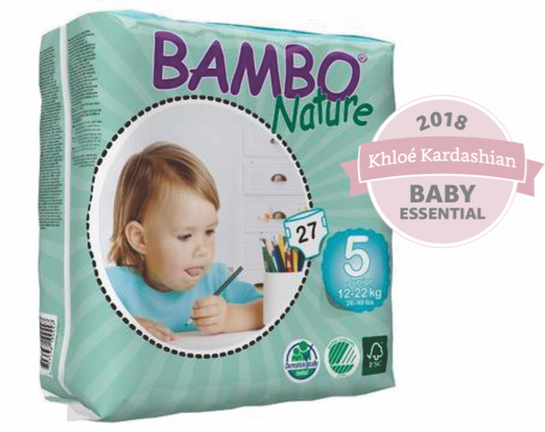 Bambo Nature baby diapers