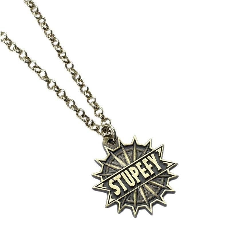 Fantastic Beasts and Where to Find Them Stupefy Necklace