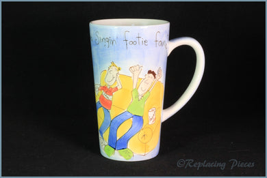 RPW47 - Whittards - Latte Mug (Footie Fans)
