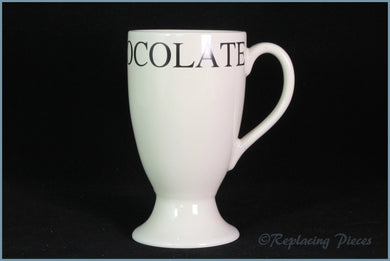 RPW54 - Whittards - Footed Latte Mug (Essentials)
