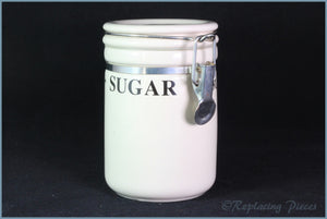 RPW70 - Whittards - Essentials - Storage Jar (Sugar)