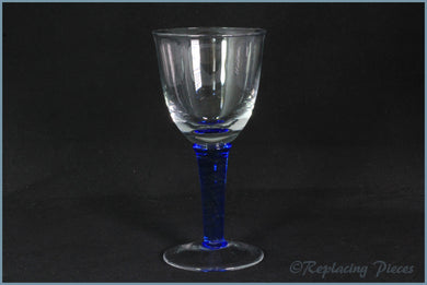 Denby - Imperial Blue - Wine Glass (Medium)