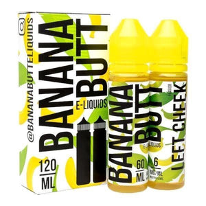 Banana Butt E-liquid - cloud chaserz inc