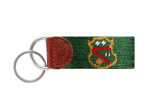 Smathers & Branson ACCESSORIES - KEY FOBS - GREEK Smathers & Branson, Phi Kappa Psi Needlepoint Key Fob
