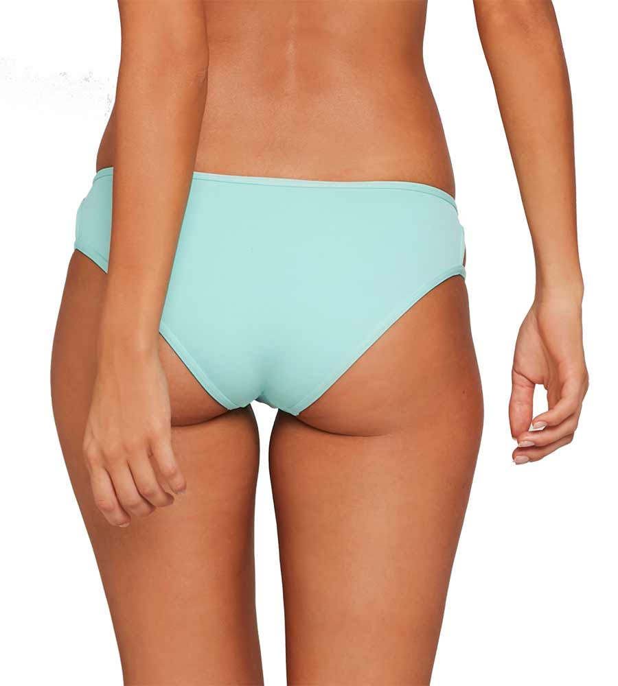 PACIFICA BLUE SENSUAL SOLIDS RACHEL BOTTOM BY LSPACE