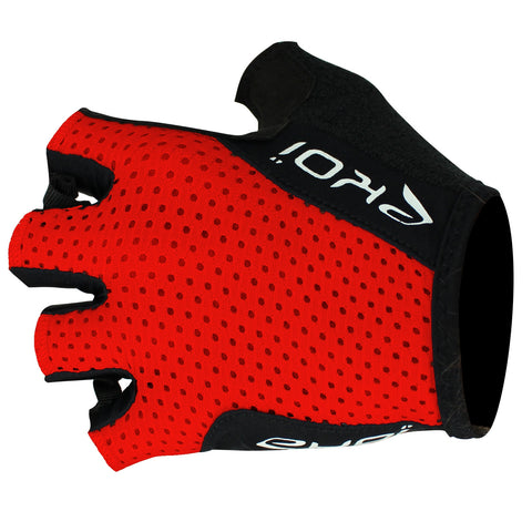 EKOI COMP10 RED GEL SUMMER GLOVES