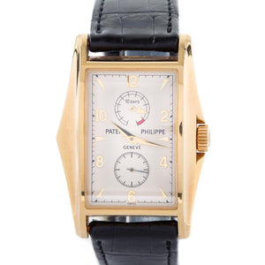 Patek Philippe 10 Days Power Reserve 18K Yellow Gold Ref. 5100J - Twain Time, Inc.