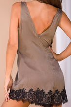 Teenage Dream Romper - Taupe