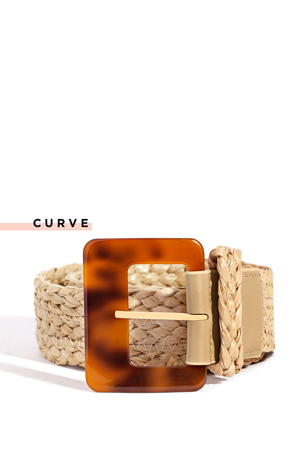 French Riviera Belt - Natural