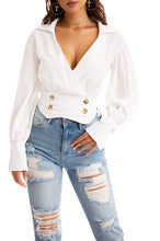 Main Obsession Top - White