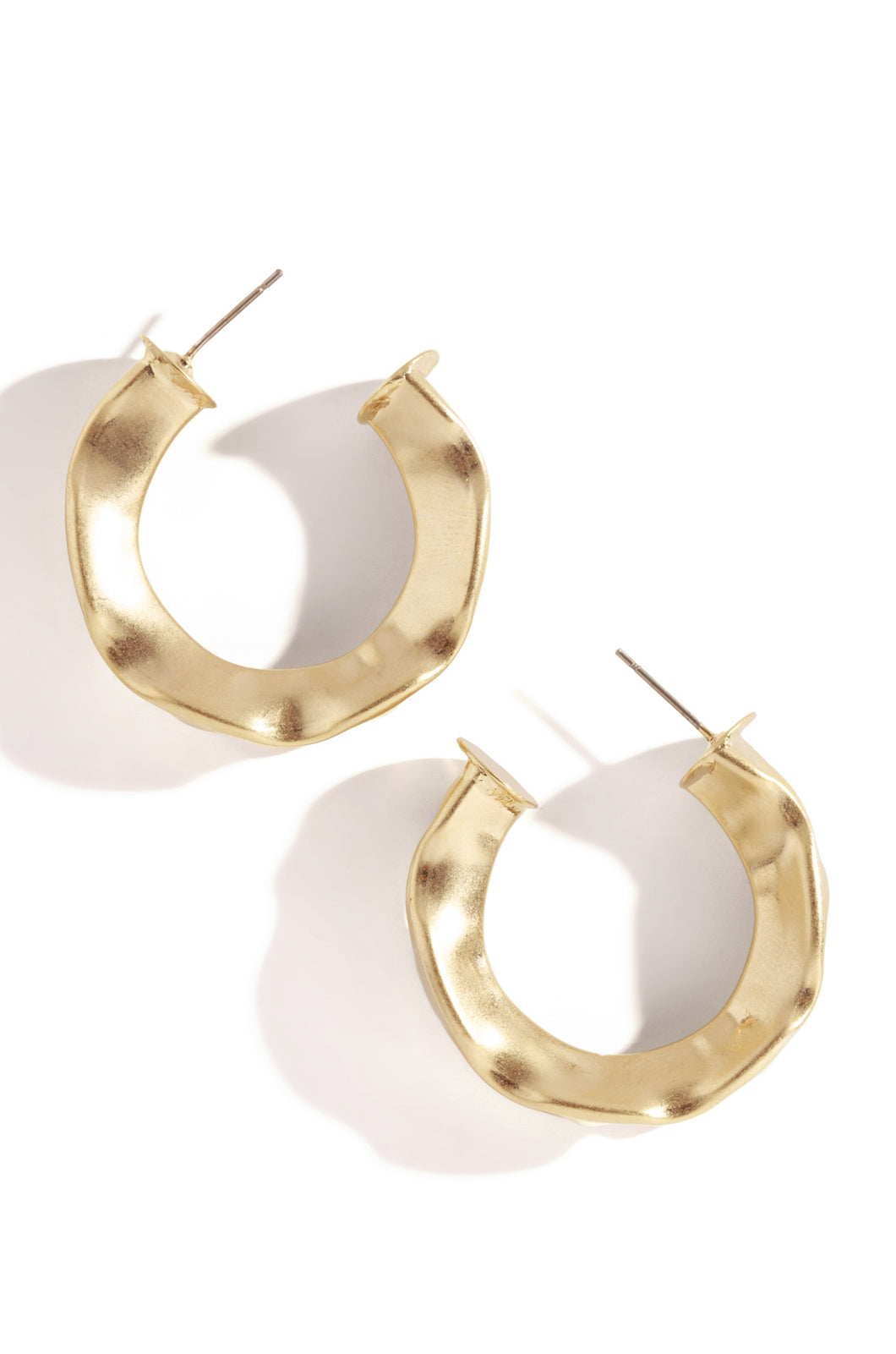 Fiona Earring - Gold