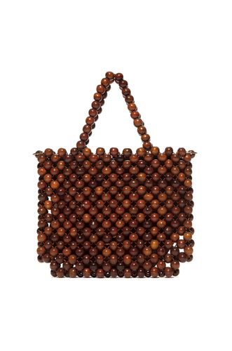 Private Island Handbag - Brown