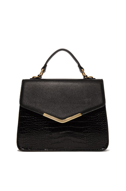Giordanna Crossbody - Black