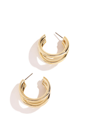 Lydia Earring - Gold