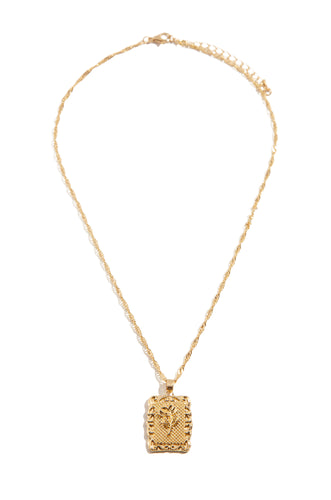 Selene Necklace - Gold
