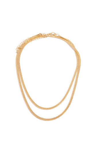 Esme Necklace - Gold