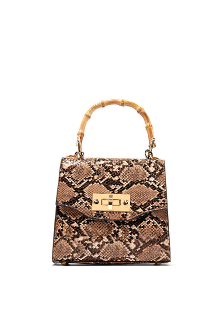 Amazona Crossbody - Snake