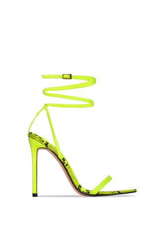 Friday Replay - Neon Yellow