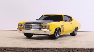 Pro Touring 1970 Chevelle SS Build