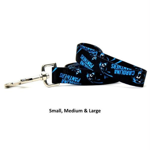 Carolina Panthers Nylon Leash