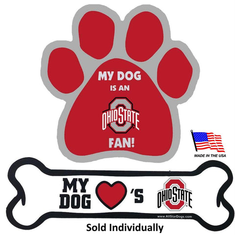 Ohio State Buckeyes Car Magnets