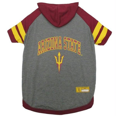 Arizona State Sun Devils Pet Hoodie T-Shirt