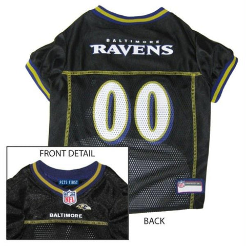 Baltimore Ravens Dog Jersey