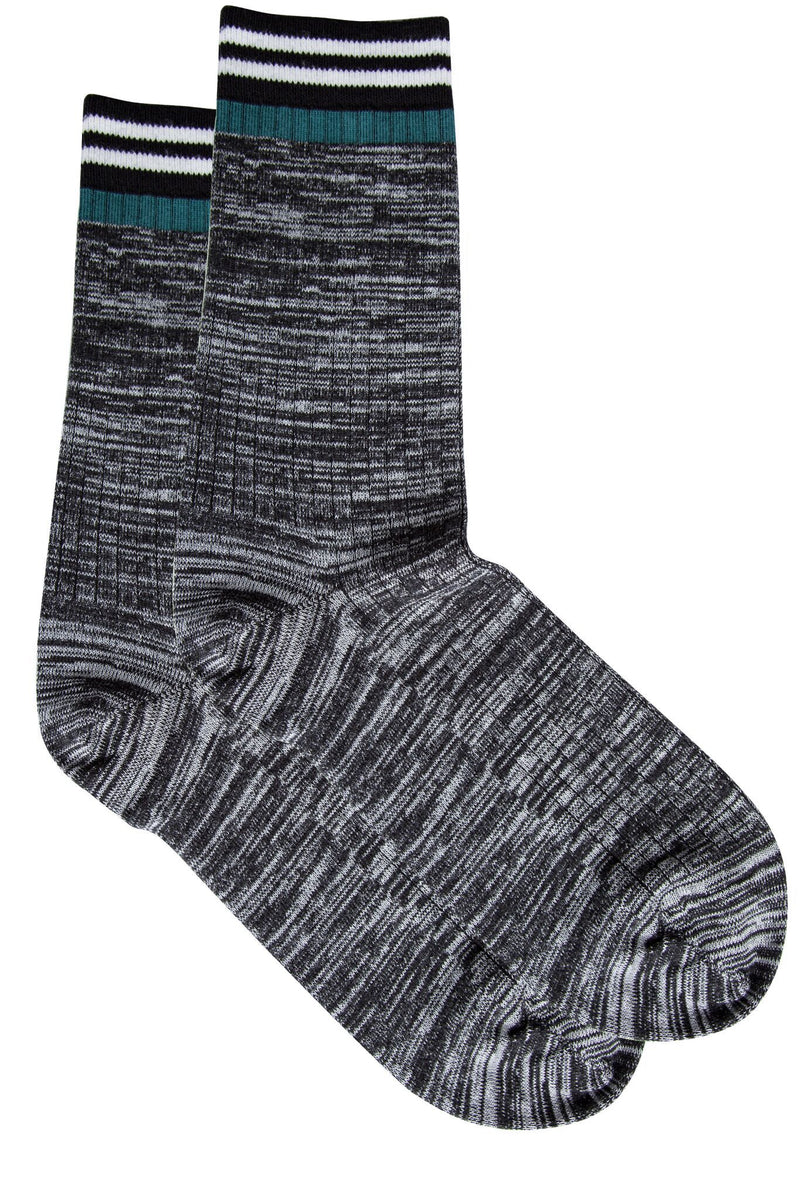 Macon Sock Black Sock MP Crafted Garments - der ZEITGEIST