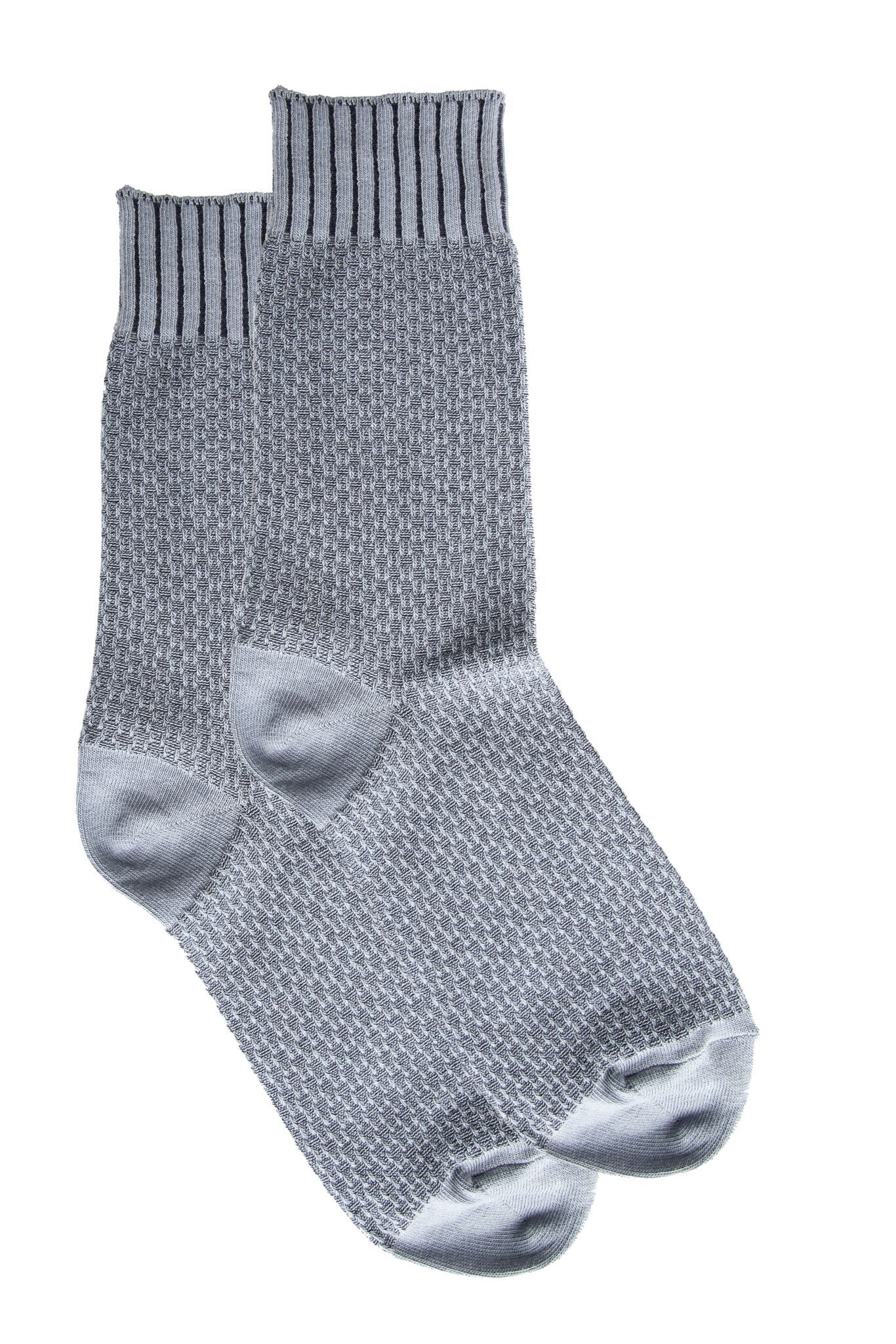 Sparks Sock Dark Grey Mel Sock MP Crafted Garments - der ZEITGEIST