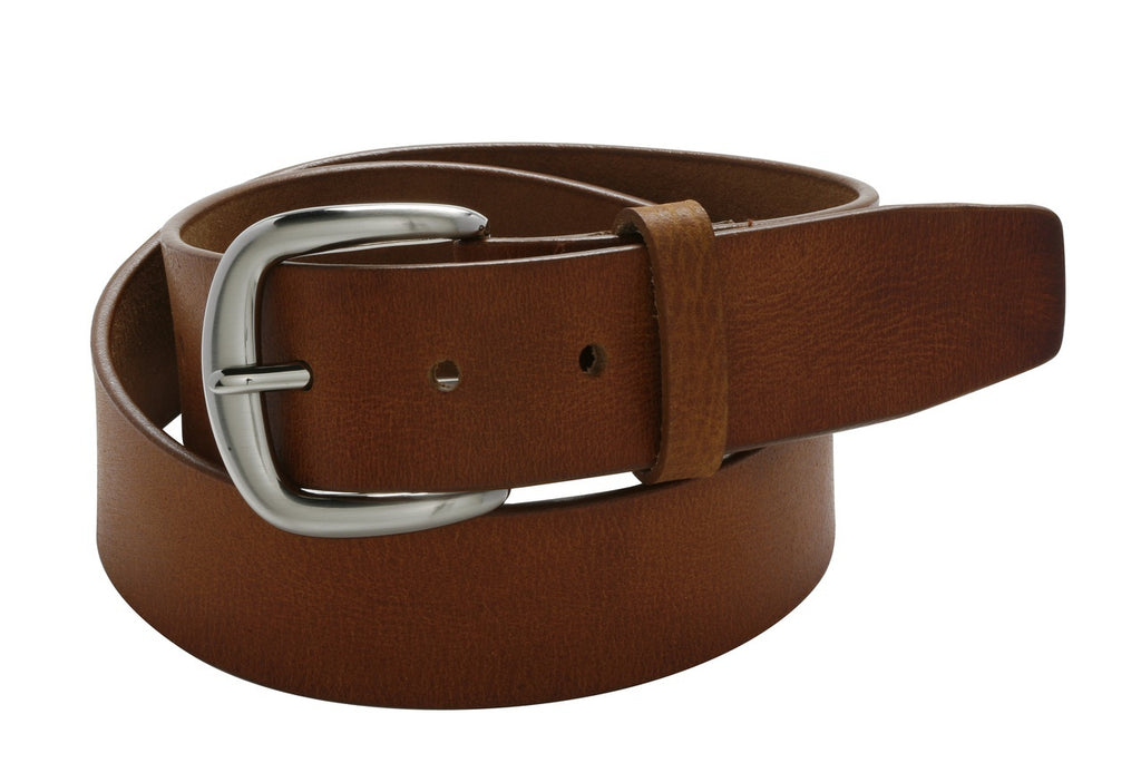 Buckle 'Chad' Full Grain Buffalo Leather Belt