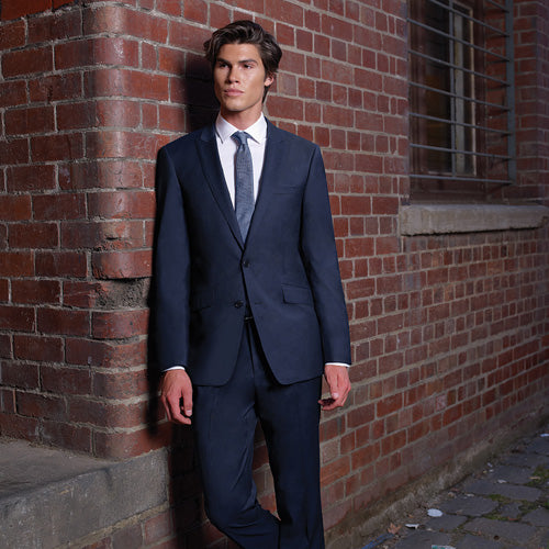 Navy Franklin Suit
