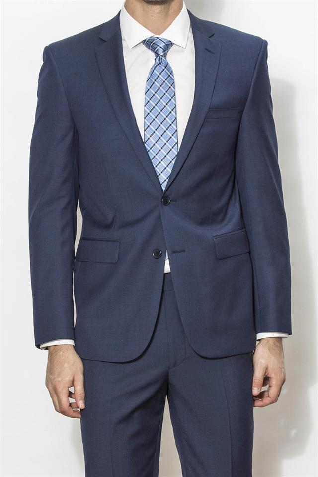 Jet Mid-Blue Franklin Suit